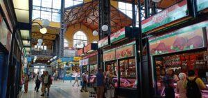 Great Market Hall, Budapest, Hungary