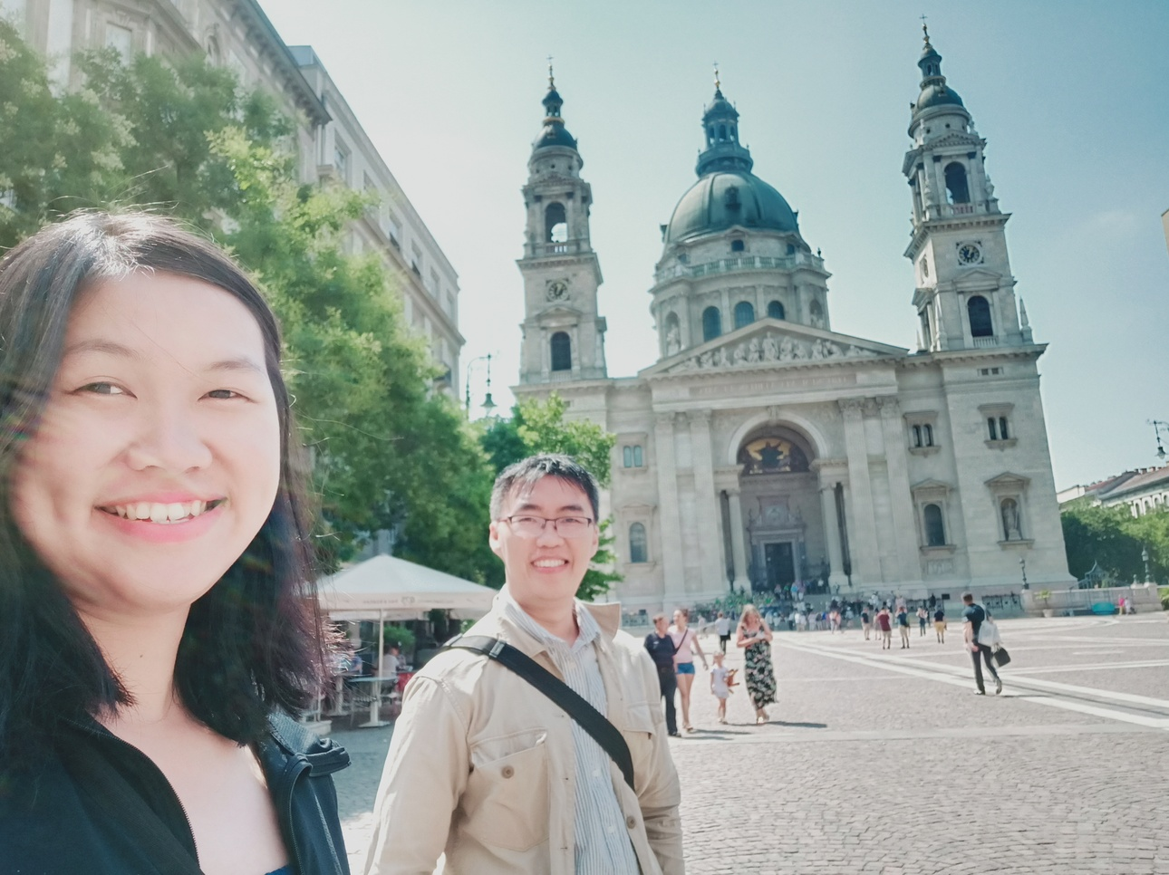 St Stephen's Church, Budapest, Hungary