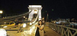 chain Bridge2, Budapest, Hungary