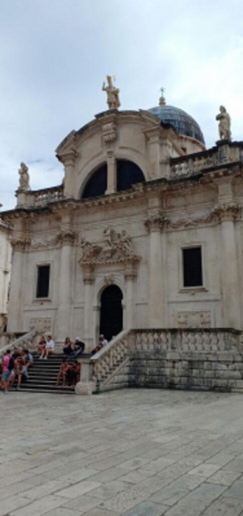 Church of St Blaise, Dubrovnik, Kroasia