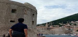 Dubrovnik, Tembok Kota, Kroasia