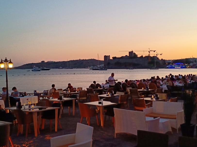 Bodrum, Turki, Romantic Seaside