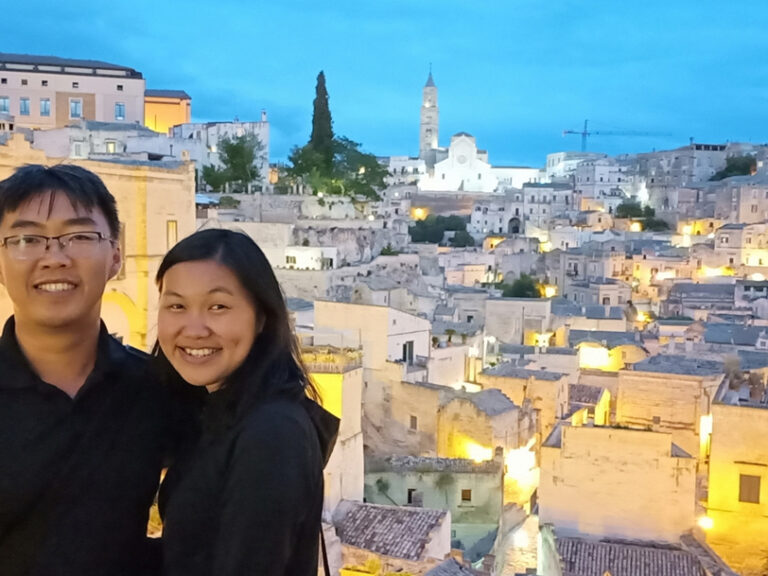 Matera, Italia, Sassi, Passion of Christ