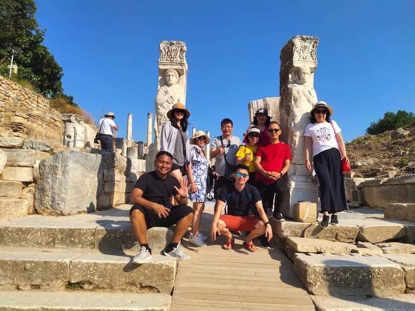 Efesus, Turki, Tips Perjalanan