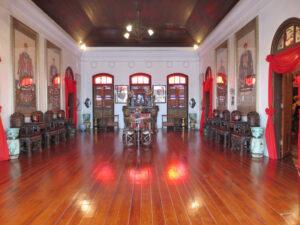 Penang Peranakan Museum, Cerita Hantu