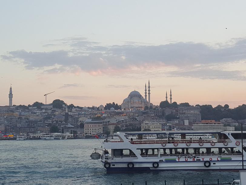 Sirkeci, Istanbul, Turki