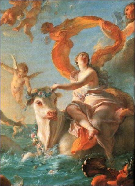 Zeus, Olympian Zeus, Mitologi Yunani