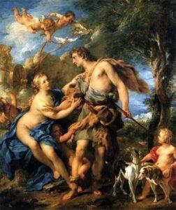 Adonis, Aphrodite, Persephone2