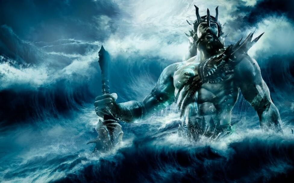 Poseidon, Dewa Yunani