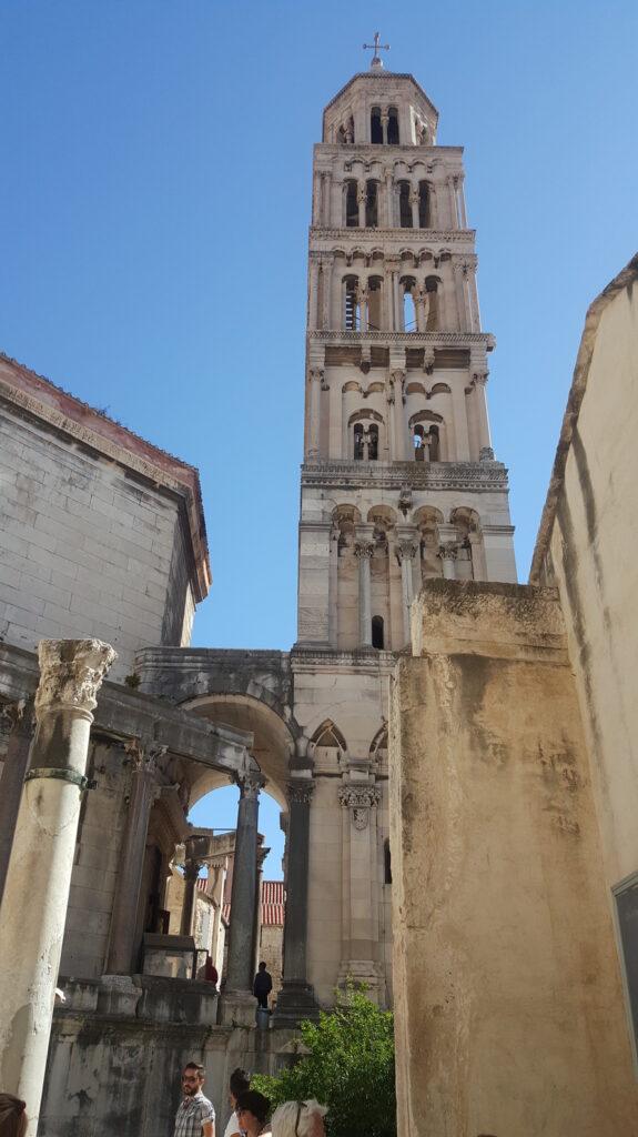 katedral-St-Domnius-dan-Menara-Lonceng-Split-Kroasia-1