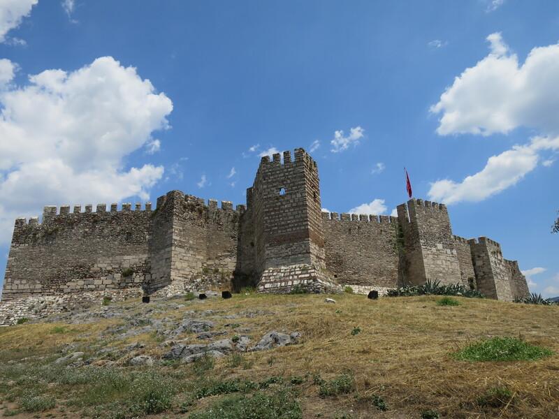 AyaSoluk Fortress, Selcuk, Turki