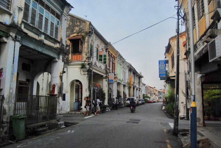 Lovelane,Georgetown,PenangMalaysia