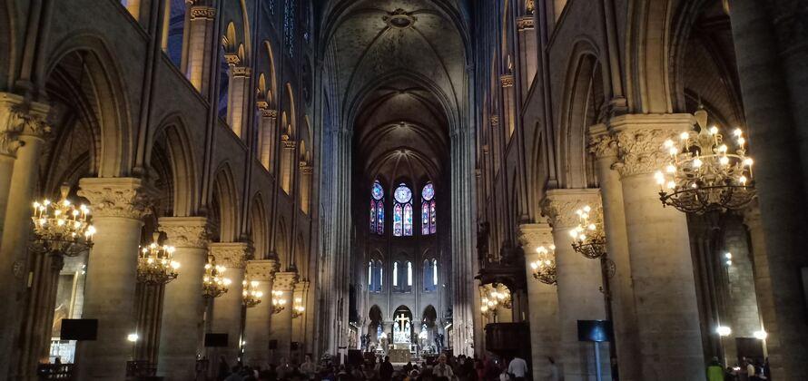 Notredame-Paris-France