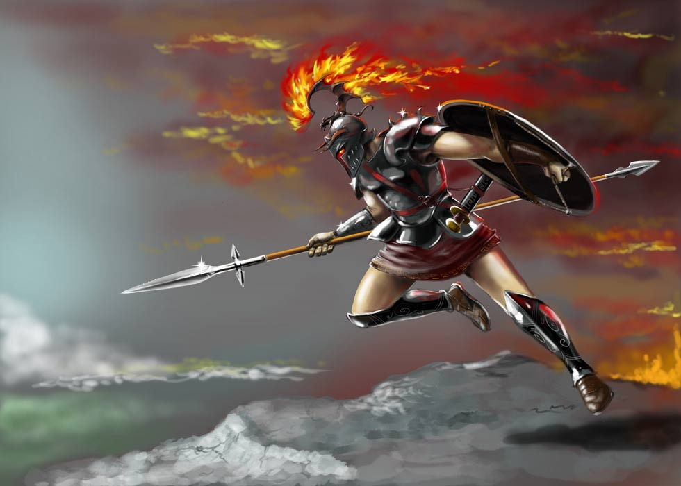 Ares-God-of-War